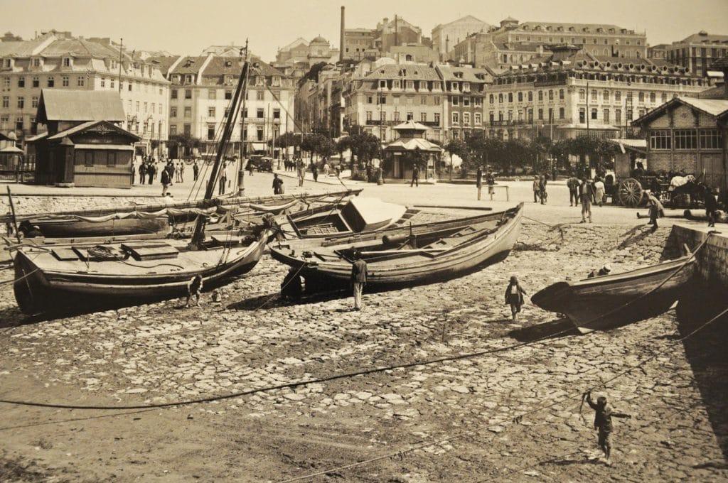 Lisboa, Cais de Sodre
