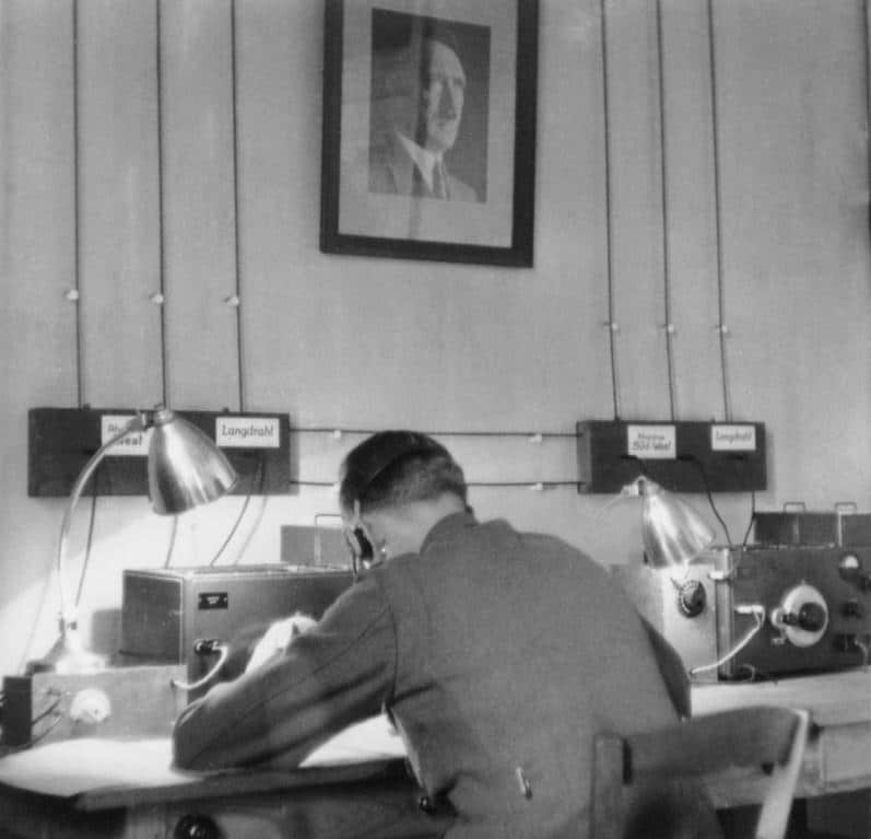 Abwehr radio