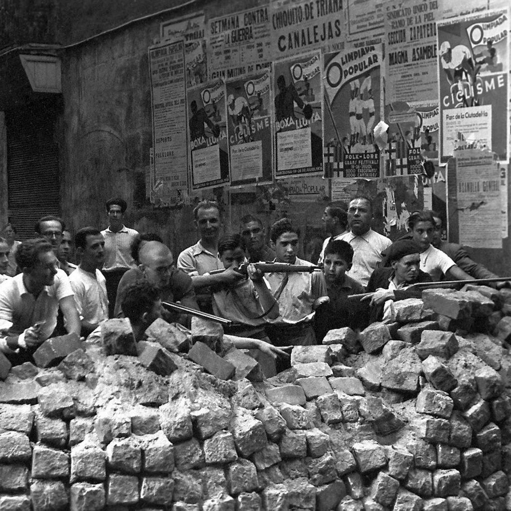 Barcelona 19 julio de 1936