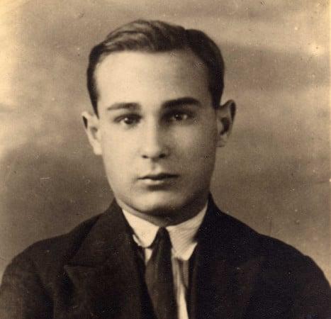 The young Juan Pujol